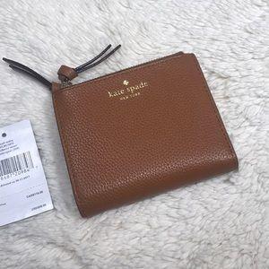 Kate Spade Small Malea Leather Wallet